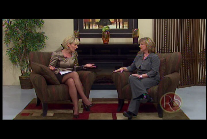 Ellen appeared on Cleveland's Fox 8 show That's Life with Robin Swaboda on March 25, 2010 to discuss motivation!